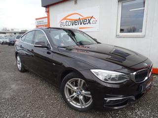 BMW Řada 3 335d,313PS,GT,xDrive,LuxuryLine,1ma sedan