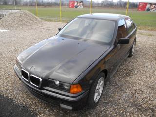 BMW Řada 3 318 iS 103 Kw sedan