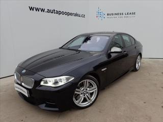 BMW Řada 5 3,0 M550d xDrive AT8 Advanced sedan nafta