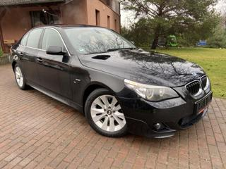 BMW Řada 5 520I 125kw sedan