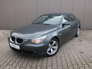 BMW Řada 5 530i ČR sedan benzin