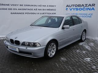 BMW Řada 5 530d 142Kw!!! TOP! BEZ KOROZE! sedan
