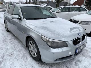 BMW Řada 5 520i  LPG sedan