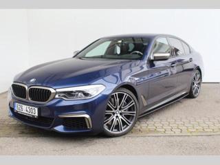 BMW Řada 5 4.4 i xDrive sedan benzin