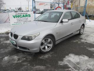 BMW Řada 5 525dD 130kW sedan