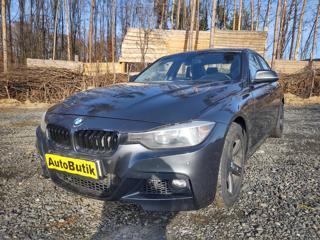 BMW Řada 3 2.0 320i 110 KW sedan
