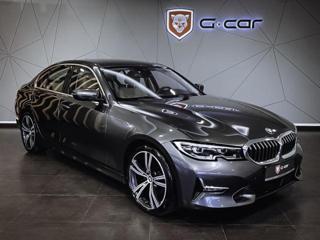BMW Řada 3 2.0 d xDrive Luxury Line sedan nafta