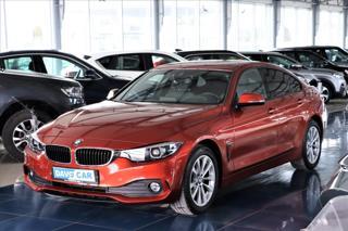 BMW Řada 4 2,0 420d xDrive CZ 1.Maj DPH sedan nafta