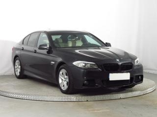 BMW Řada 5 525 d 160kW sedan nafta