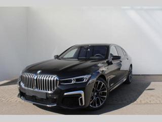 BMW Řada 7 740d xDrive Sedan sedan nafta