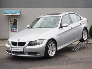 BMW Řada 3 320d, 120 kW, Automat sedan