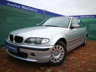 BMW Řada 3 1.8 i sedan benzin