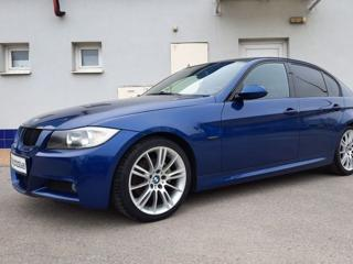 BMW Řada 3 2.5 i sedan benzin