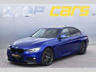 BMW Řada 3 3.0 xDrive AC sedan nafta