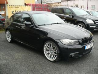 BMW Řada 3 2.0 d Drive sedan nafta