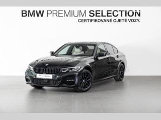 BMW Řada 3 2.0 d xDrive sedan nafta