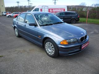 BMW Řada 3 318 sedan