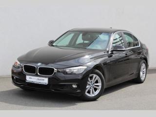 BMW Řada 3 318i Limousine sedan benzin - 1