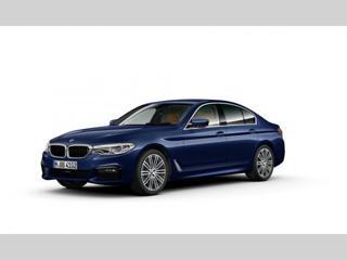BMW Řada 5 520d xDrive sedan nafta