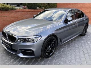 BMW Řada 5 3.0 d Sport xDrive sedan nafta