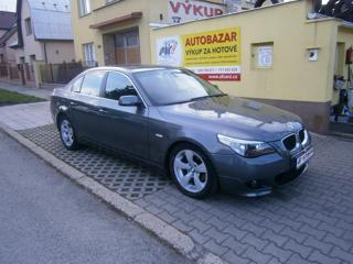 BMW Řada 5 520D KLIMA sedan