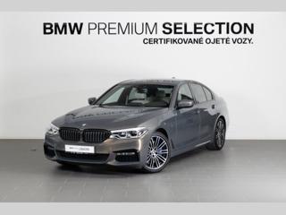BMW Řada 5 3.0 i Sport xDrive sedan benzin