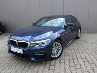 BMW Řada 5 540i xDrive M-paket sedan benzin