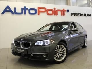 BMW Řada 5 3,0 530d AT xDrive Luxury Line sedan nafta