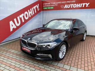 BMW Řada 5 2,0 520d xDrive,Harman, 1. Maj, ČR sedan nafta