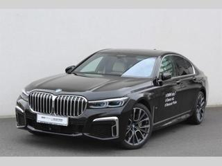 BMW Řada 7 730d xDrive Sedan sedan nafta