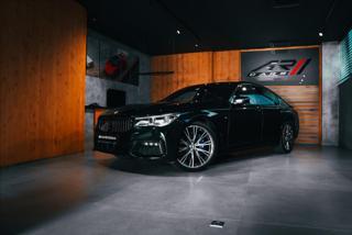 BMW Řada 7 3,0 740 d xDrive, M SPORT PAKET, ZÁRUKA  BR sedan nafta