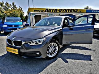 BMW Řada 3 318D Facelift,Kůže,Navi,Výhřev sedan