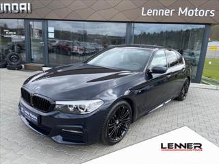 BMW Řada 5 3,0 xDrive M-Paket sedan nafta