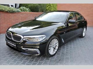 BMW Řada 5 3.0 d xDrive Luxury sedan nafta