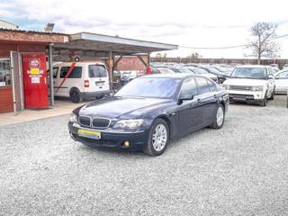 BMW Řada 7 4.8 i sedan benzin