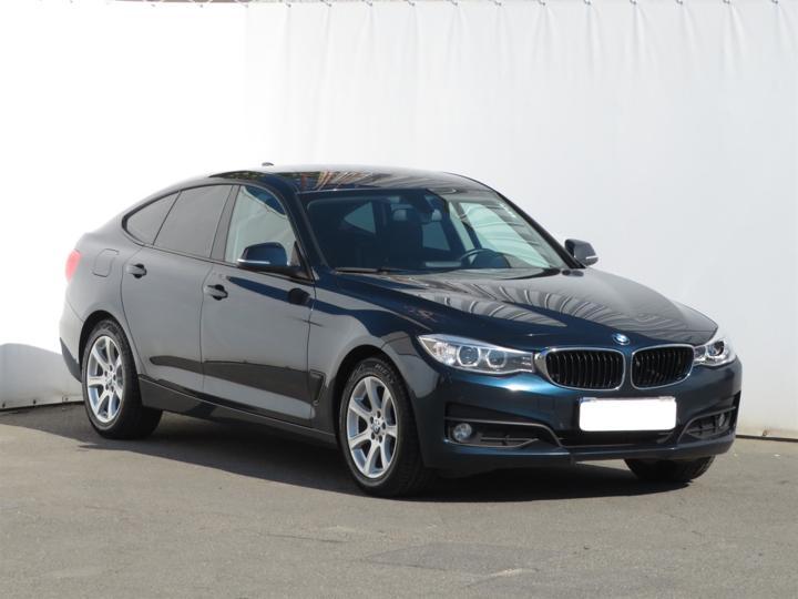BMW Řada 3 318 d GT 100kW sedan nafta