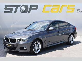BMW Řada 3 2.0 d Sport xDrive GT sedan nafta