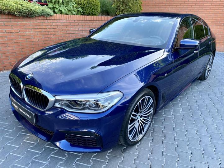 BMW Řada 5 530d xDrive M-SPORT,HARMAN/KARDON,ADAPTIVE sedan nafta