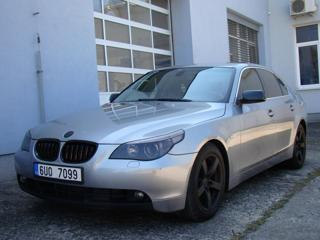 BMW Řada 5 530D Automat sedan