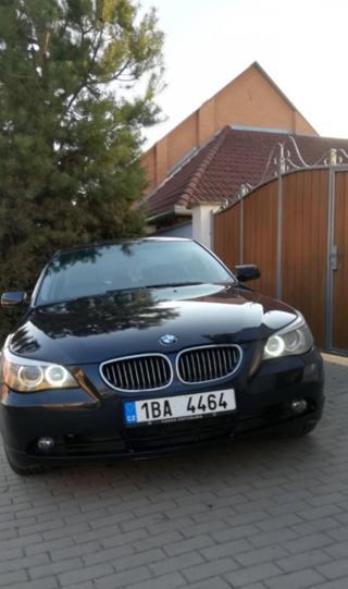 BMW Řada 5 E60 sedan