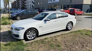BMW Řada 5 520d 140kW, F10, 63tis km, sedan, k sedan