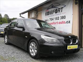BMW Řada 5 2,2   520I sedan benzin