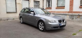 BMW Řada 5 530D HUD PANORAMA KŮŽE sedan