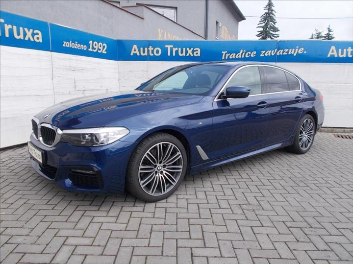 BMW Řada 5 3,0 530d xDrive 195kW M-PAKET sedan nafta