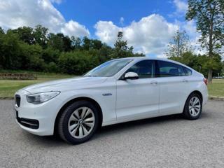 BMW Řada 5 3.0 d xDrive 4x4 sedan nafta