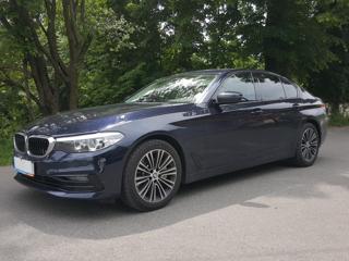 BMW Řada 5 530d xDrive 195kW AT sedan