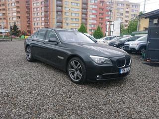 BMW Řada 7 740d,225KW,xDrive,ČR sedan