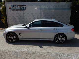 BMW Řada 4 3.0 i xDrive sedan benzin