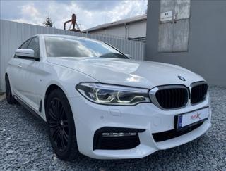 BMW Řada 5 3,0 d xDrive M-paket, původ ČR sedan nafta - 78