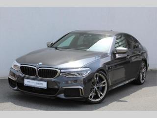 BMW Řada 5 M550d xDrive Sedan sedan nafta